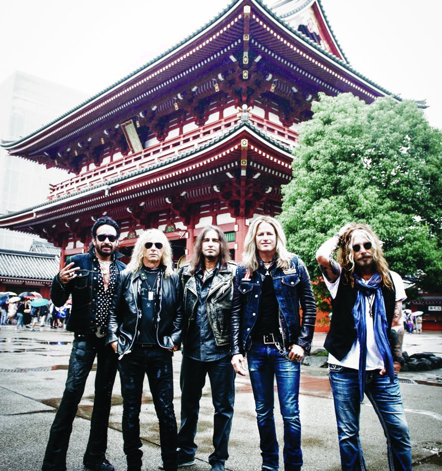 THE DEAD DAISIES + THE NEW ROSES