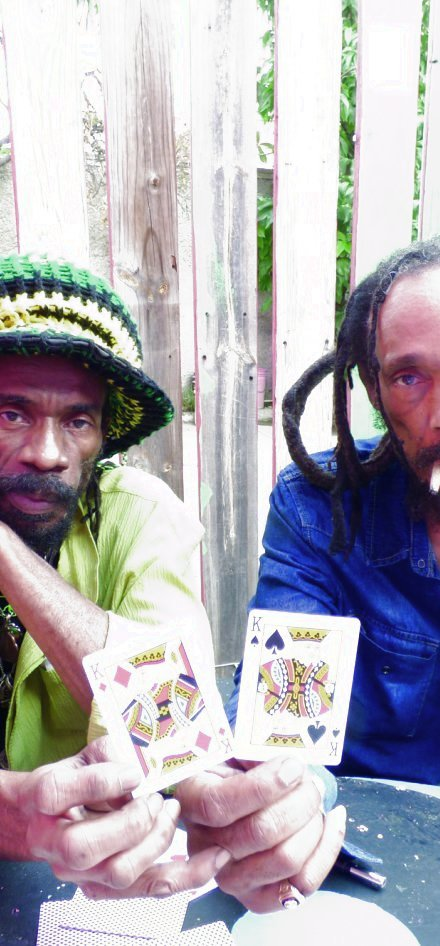 israel vibration + mary may