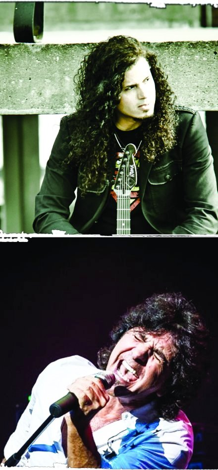 An acoustic evening with jeff scott soto and terry ilous + jorge salan