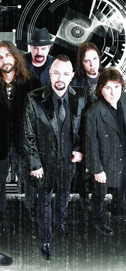 OPERATION MINDCRIME (GEOFF TATE - QUEENSRŸCHE)