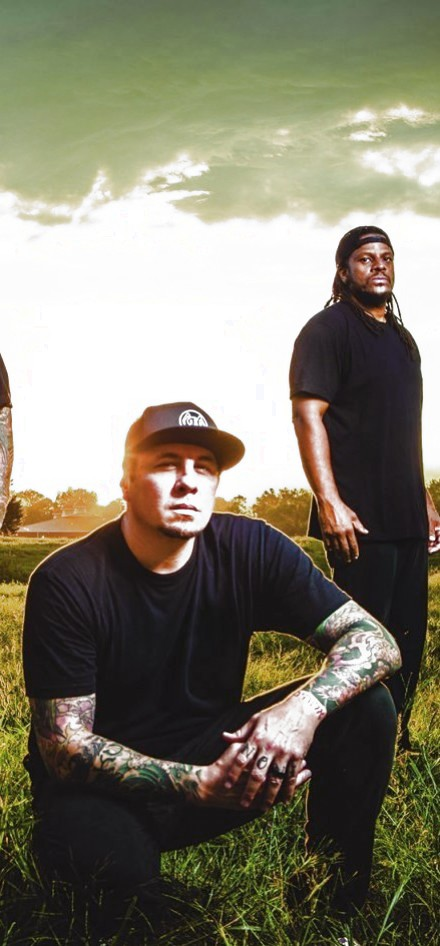 P.O.D + ALIEN ANT FARM + DEAD GIRLS ACADEMY