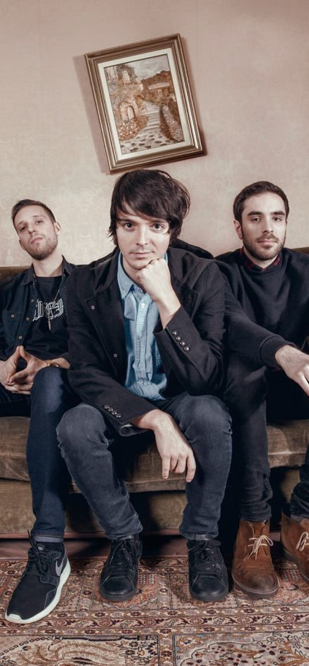 Chunk! No, Captain Chunk! + Full Throttle Baby + Guests