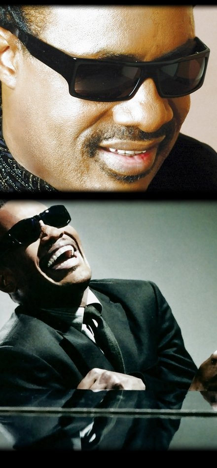 TRIBUTE TO... STEVIE WONDER VS RAY CHARLES