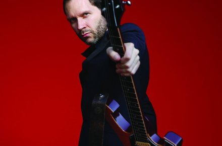 6 Avril - Masterclass Paul Gilbert - Date unique en île de France